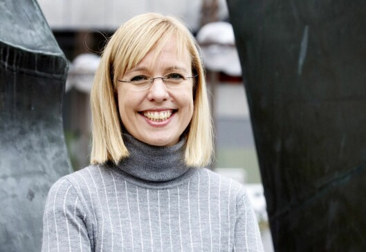Direktør i Språkrådet, Åse Wetås.