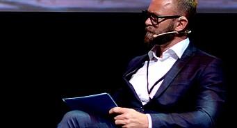 Strømme stjeler strømme-sjef fra Schibsted-stiftelse: Sindre Østgård til Discovery