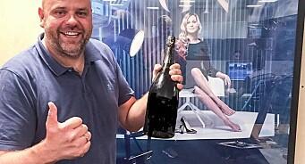 Steinar Marthinsen tar sluttpakke i TV 2 for å begynne i Mastiff - og lage God kveld Norge