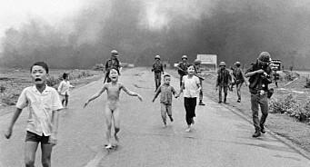 Nettavisen-redaktør Gunnar Stavrum er utestengt fra Facebook i 24 timer etter at han postet link med Vietnam-bilde
