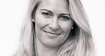 Tidligere radiotopp til enerWE: Cecilie Svabø ny byråleder i gründerbedrift