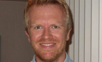 Lars Hojem Kvam, kommunikasjonsrådgiver i Discovery og tidligere sportsjournalist.