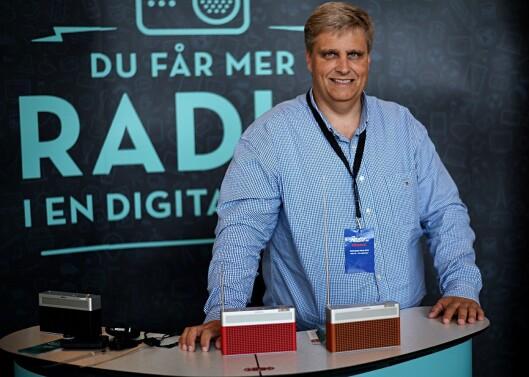 Daglig leder Morten Scott Janssen i Radiodager synes det er synd at Bauer Media ikke vil delta i Prix Radio. Janssen er også prosjektredaktør i P4.