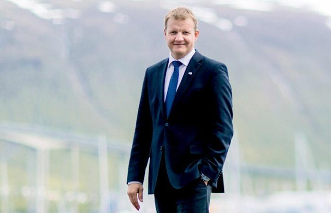 ØYVIND HILMARSEN, tidligere byrådsleder i Tromsø.