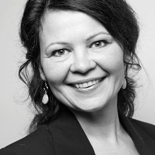 Ingrid Nergården Jortveit i Norsk Presseforbund.