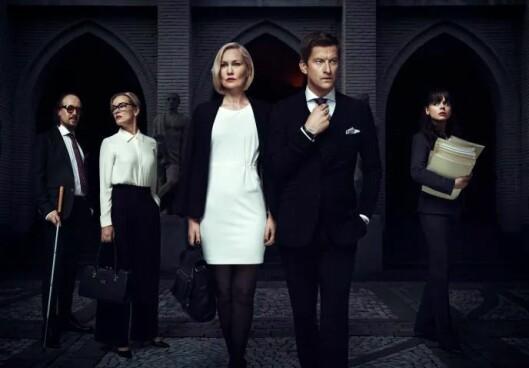 Aber Bergen - en av TV3s egne dramaproduksjoner.