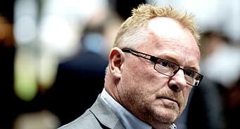 Først skjelte Per Sandberg ut iTromsøs journalist under intervju. Så kalte han journalisten for en «drittsekk» på Facebook