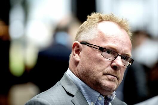 PER SANDBERG, fiskeriminister og Frp-nestleder.