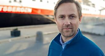 Rune Thomas Ege forlater VG: Blir kommunikasjonssjef i Hurtigruten