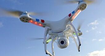 Avinor vil politianmelde enhver sak hvor droner utgjør en fare for flytrafikken
