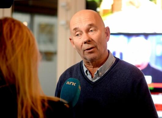 TV 2-reporter Egil Pettersen, her i Bergen høsten 2016.