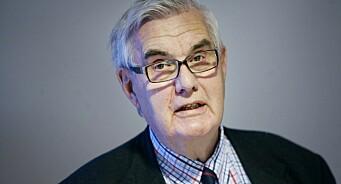 Samfunnsdebattant, politiker og personvernets forkjemper Georg Apenes er død