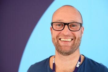 Sekretær Erik Skarrud i Kringkastingsrådet i NRK.