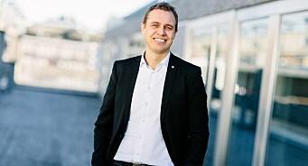 Christian Chramer flytter sørover og blir kommunikasjonsdirektør i NHO