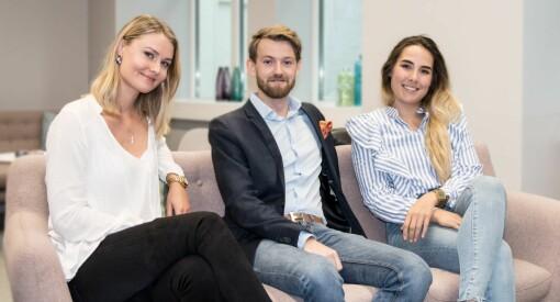 Henriette, Kim-André og Thea til Mindshare - byrået styrker seg med ny kompetanse
