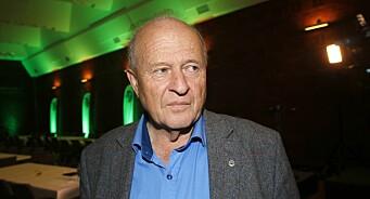 Odd Einar Dørum (V) mener det er krise for lokalavisjournalistikken i Oslo - foreslår støtteordning