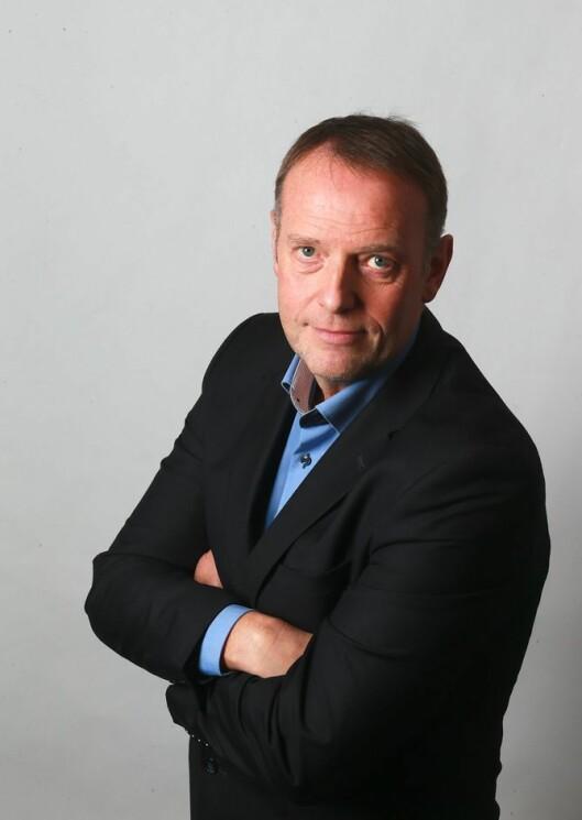 Sjefredaktør Jan-Eirik Hanssen i Avisa Nordland.