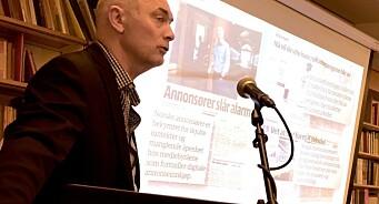 Det blåser opp til ny storm om programmatisk: ANFO mener annonsører som ikke får gode svar, bør bytte mediebyrå