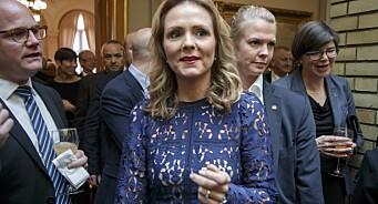 Klassekampen: Regjeringen og kulturminister Helleland får ikke med seg Stortinget på kutt i pressestøtten