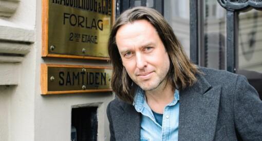 Samtiden får fast redaktør: Christian Kjelstrup blir ny redaktør for tidsskriftet