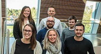 Det Egmont-eide digitalbyrået Sempro fortsetter veksten: Ansetter sju nye og passerer 40 digitale hoder