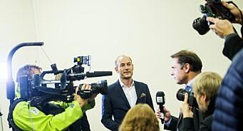 Knut Olav Åmås advarer mot å skreddersy en ny TV-avtale for Bergen - slik at bare TV 2 kan søke på den