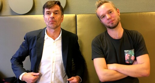 - Et morsomt prosjekt som mageplasker 27 ganger, mener Kjetil Rolness om NRKs islamkritiske eksperiment. Se debatten mot P3-redaktør Bjørn Tore Grøtte