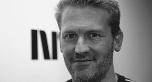Steinar Bjørlykke (43) blir ny teknologisjef for alle NRKs kontorer i region Midt