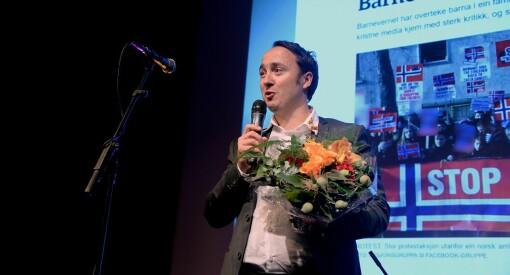 Prisdryss til NRK i Sogn og Fjordane - hederlig omtale til Sogn Avis