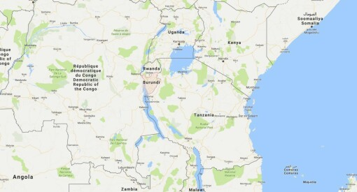 En amerikansk og en lokal journalist pågrepet i Burundi etter at de tok bilder av massegraver