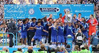 TV-kanalen Sky Sports opplever fallende seertall for Premier League - har mistet hver femte seer siden i fjor