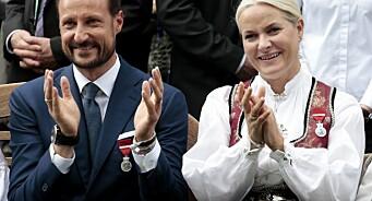 Kampen for offentlighet førte litt fram - kronprins Haakon oppga sin private formue på spørsmål fra Dagbladet