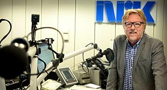 Kai Aage Pedersen (53) forlater NRK. Blir ny ansvarlig redaktør i Firda