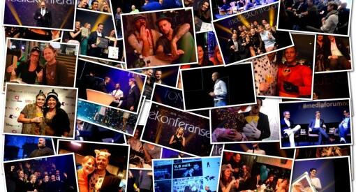37 bilder fra den 37. Mediekonferansen - bla gjennom dem her