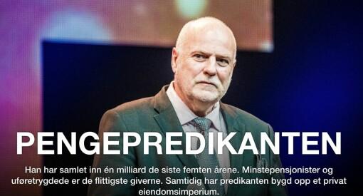 Kringkastingsrådet har fått 11 klager på Brennpunkt-dokumentar om Jan Hanvold