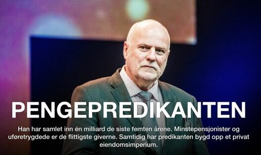 Fra NRK Brennpunkts dokumentar om Jan Hanvold.