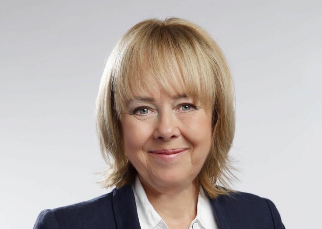 Veslemøy Rysstad, Mediebedriftenes Landsforening.