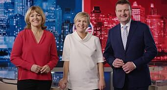 NRK slår også på stortromma tirsdag. 24 timers direktesending fra Marienlyst og Times Square når USA velger president