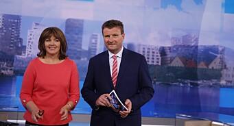 Innholdet i nyhetssendingene til NRK og TV 2 er blitt likere og krimstoff får mest TV-tid