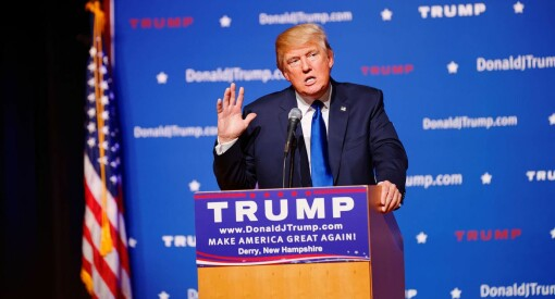 Amerikanernes overordnede tillit til mediene har økt etter at Donald Trump vant presidentvalget