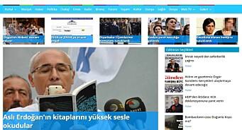 Tyrkisk påtalemyndighet krever livstidsdom for ni personer som var tilknyttet den prokurdiske avisen Ozgur Gundem