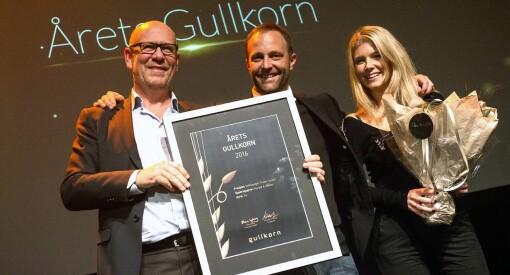 TRY vant årets Gullkorn. Flere priser til Dinamo og JCP. Preben Carlsen tidenes yngste hedersprisvinner