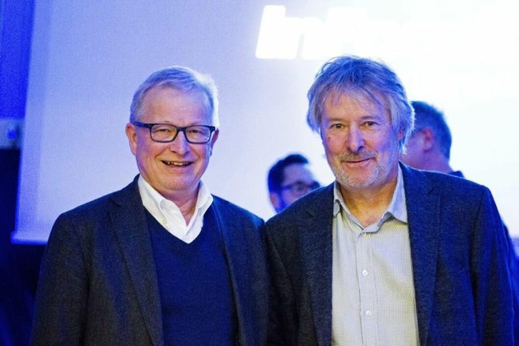 Valgkomiteen vil vrake Bernt Olufsen og innsette Torry Pedersen som ny styreleder i Polaris Media.