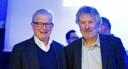 Bernt Olufsen vrakes som styreleder i Polaris Media. Erstattet av Torry Pedersen