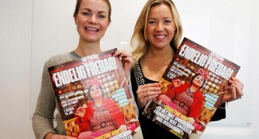 Du vil ikke tro hva VG lanserer denne fredagen: Et nytt magasin på papir