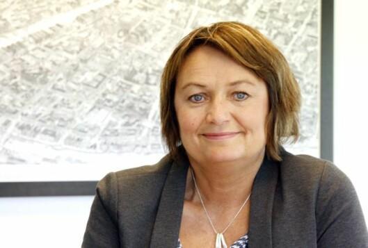 Distriktsredaktør Merete Verstad i NRK Trøndelag.