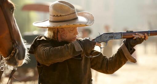 Første sesong av «Westworld» er mest sett på HBO Nordic denne høsten