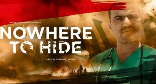 Den norske dokumentaren «Nowhere to hide» om Irak får internasjonal pris