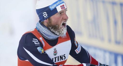 TV 2 lar Martin Johnsrud Sundby bestemme hvem som skal intervjue ham. Skistjernen boikotter nå Ernst A. Lersveen