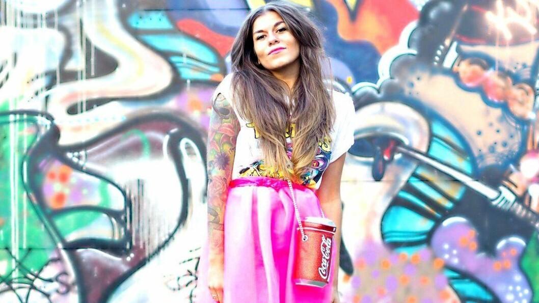 Kristin Gjelsvik står bak bloggen Styleconnection. Nå har hun fått Sunn fornuft-prisen.